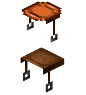 Minecraft saddle