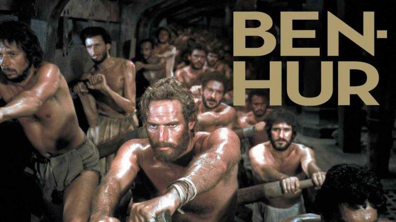Ben-Hur en Netflix