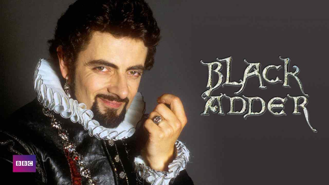 Blackadder en Netflix