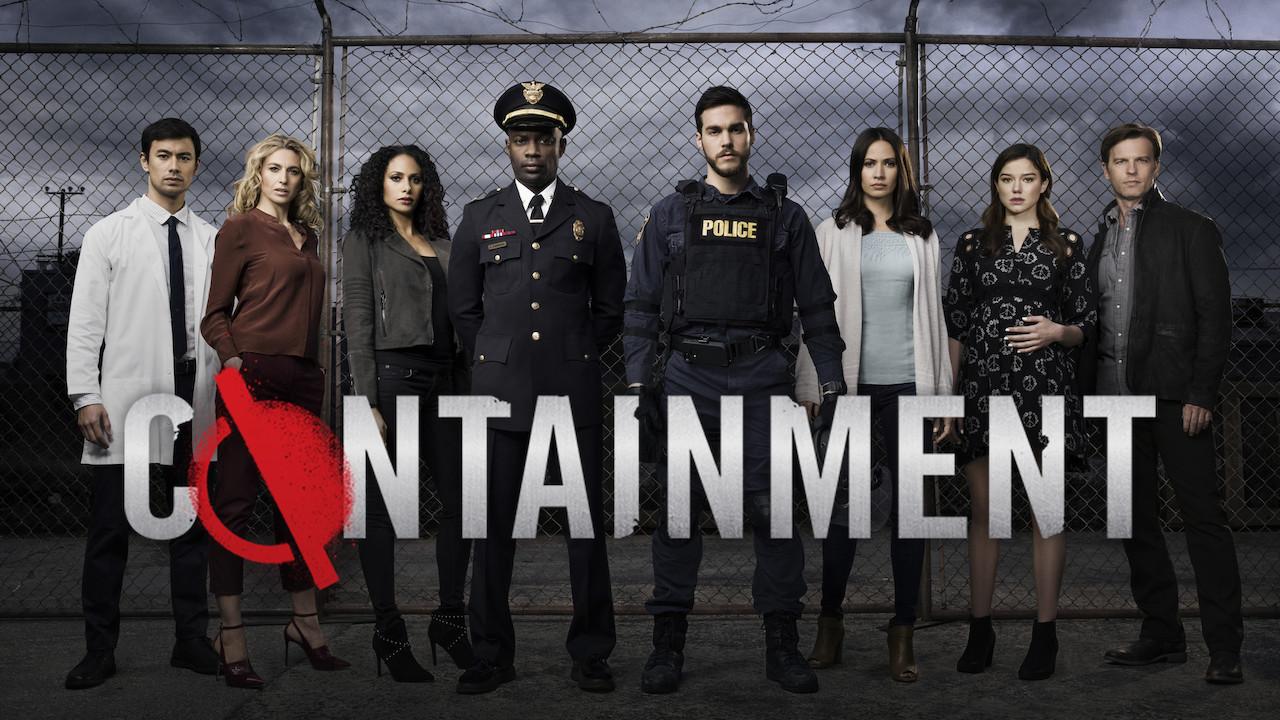 Containment en Netflix