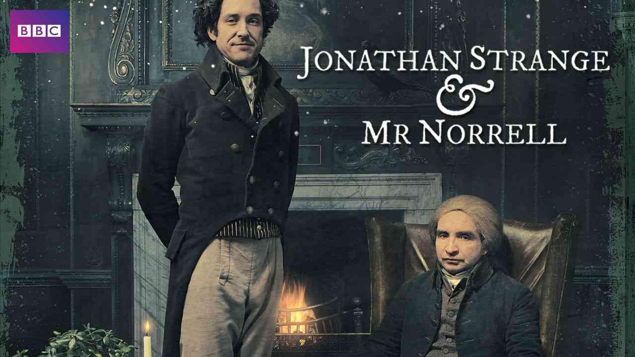 Jonathan Strange & Mr Norrell en Netflix
