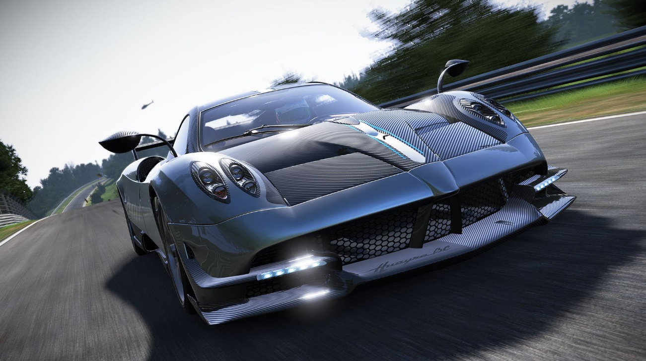 Project CARS Pagani Edition