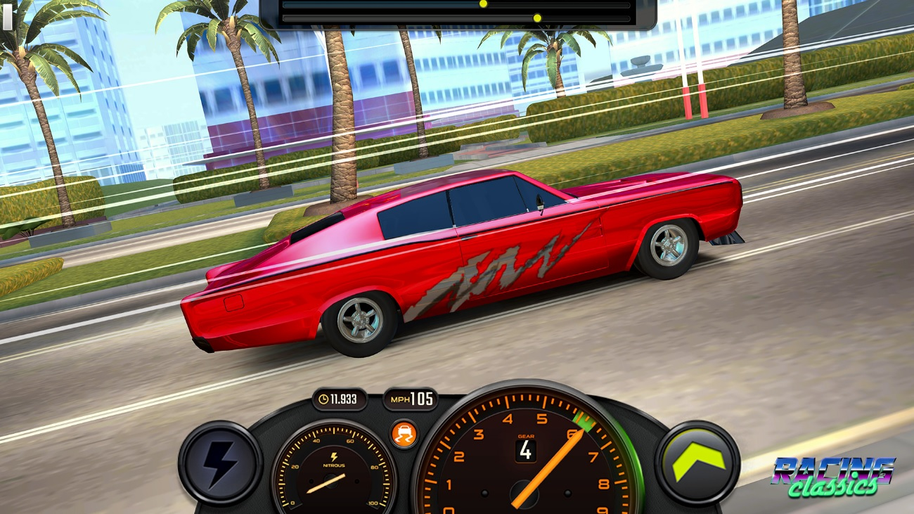 Racing Classics Drag Race Simulator