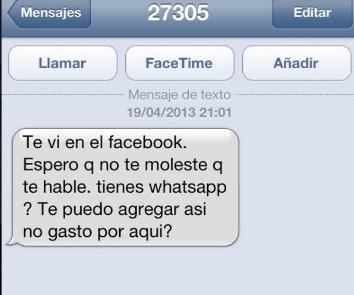 Bulo para añadirte a WhatsApp