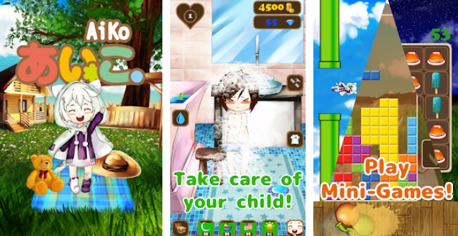 Interfaz de Aiko