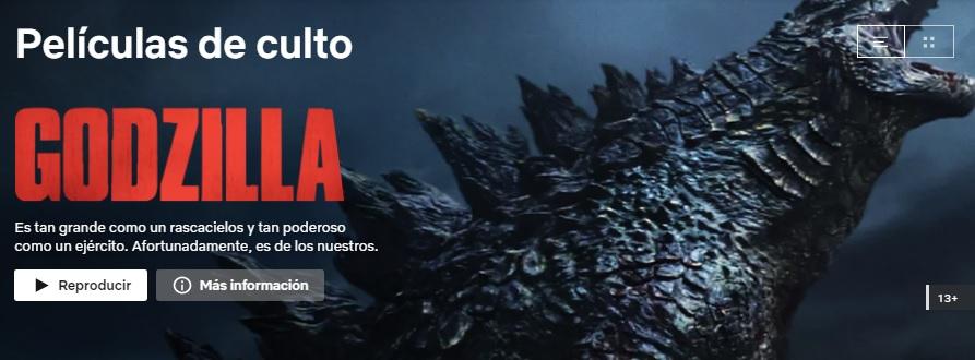 Películas de culto en Netflix