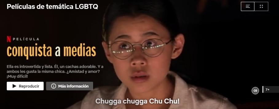 Netflix películas LGBTQ