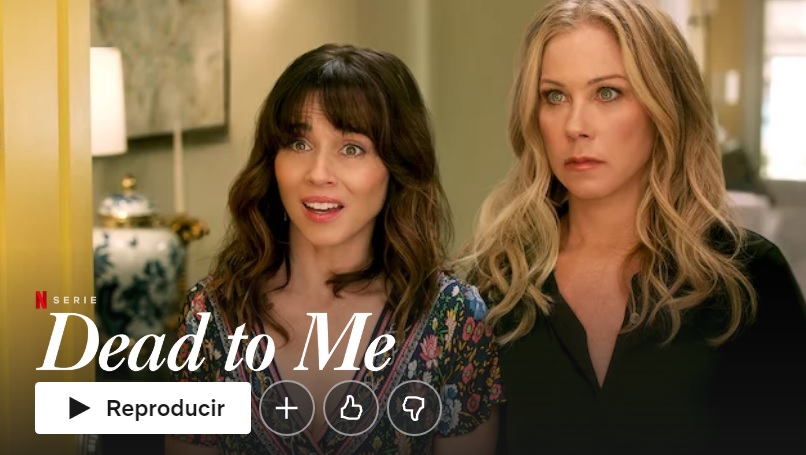 Dead to Me en Netflix