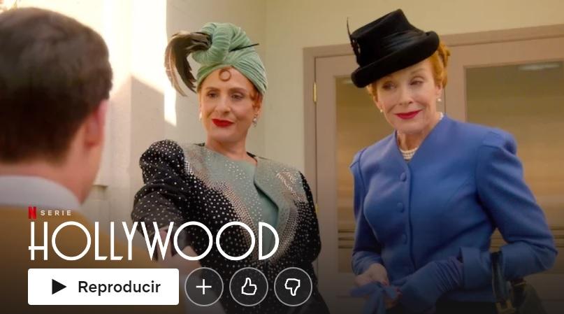 Hollywood en Netflix