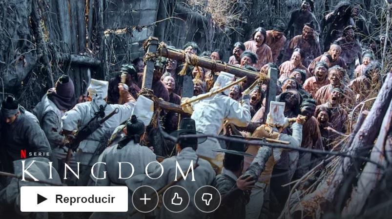 Kingdom en Netflix