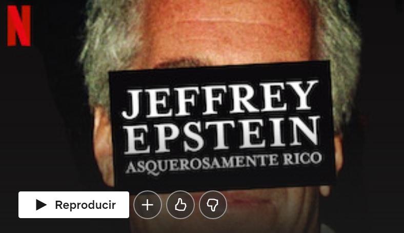 Jeffrey Esptein en Netflix