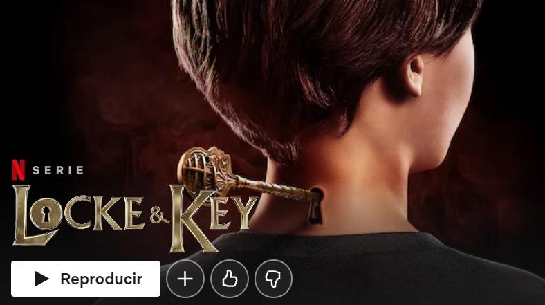 Locke & Key en Netflix