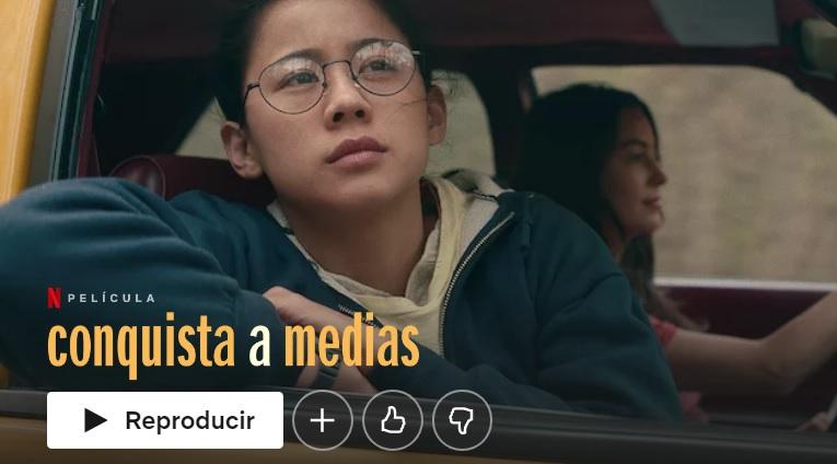 Conquista a medias en Netflix