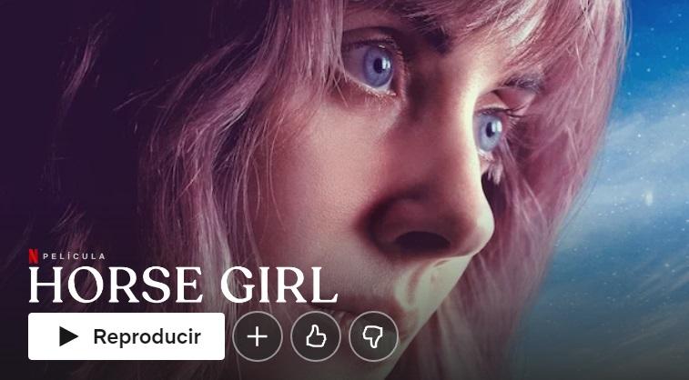 Horse Girl en Netflix