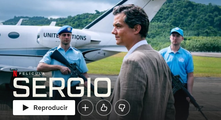 Sergio en Netflix