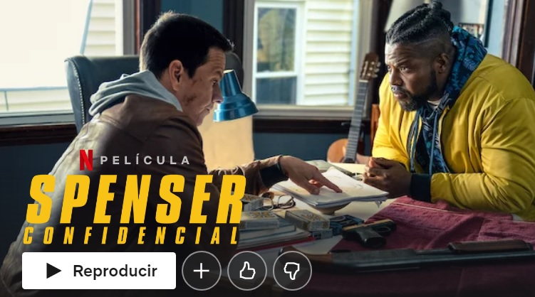 Spenser: Confidencial en Netflix
