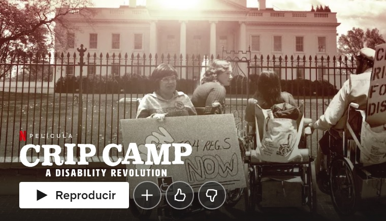 Crip Camp en Netflix