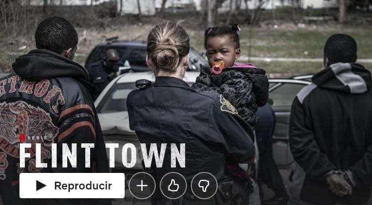 Flint Town en Netflix