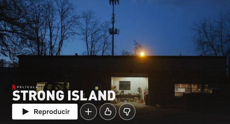 Strong Island en Netflix