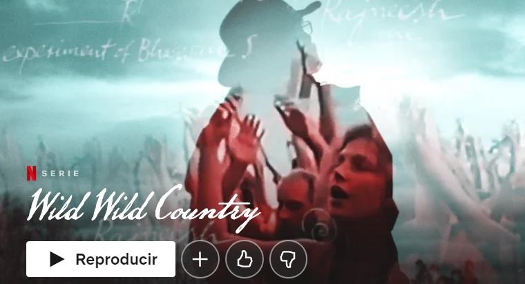 Wild Wild Country en Netflix