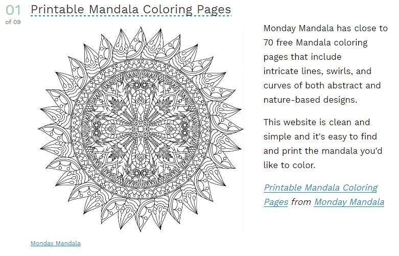Página web de The Spruce Crafts
