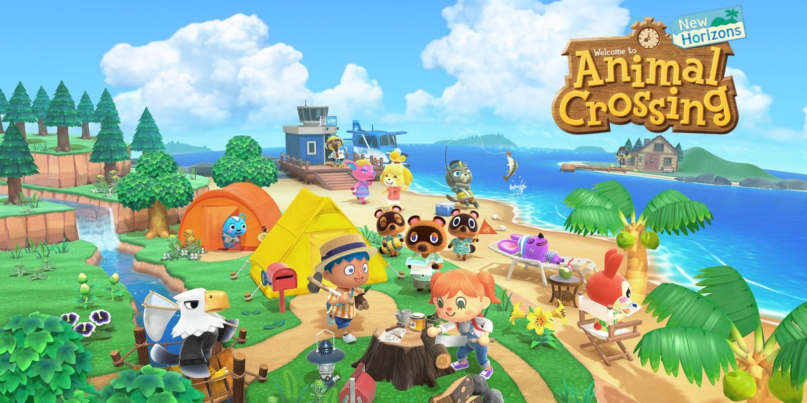 Imagen de Animal Crossing New Horizons