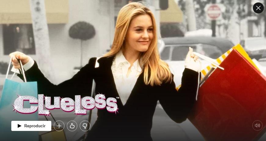 Clueless en Netflix