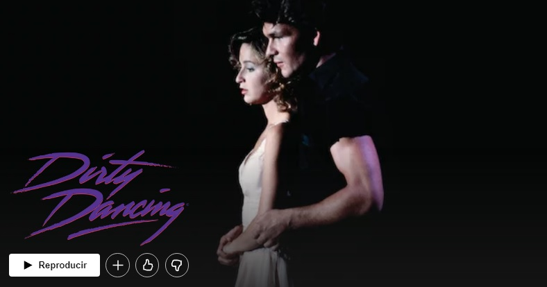 Dirty Dancing en Netflix