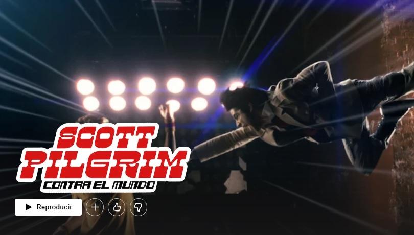 Scott Pilgrim contra el mundo en Netflix
