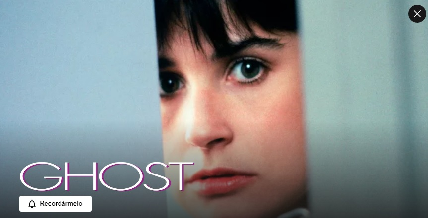 Ghost en Netflix