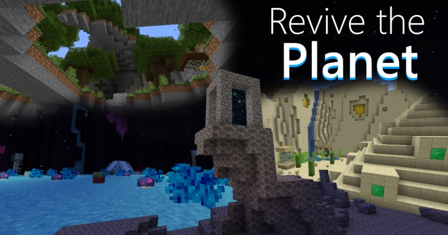 Revive the Planet para Minecraft
