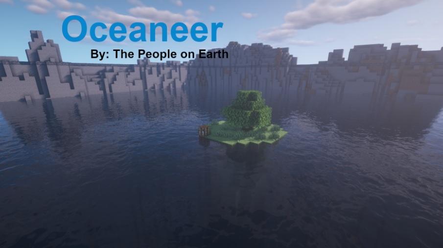 Oceaneer para Minecraft