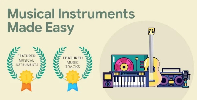Learn Musical Instruments