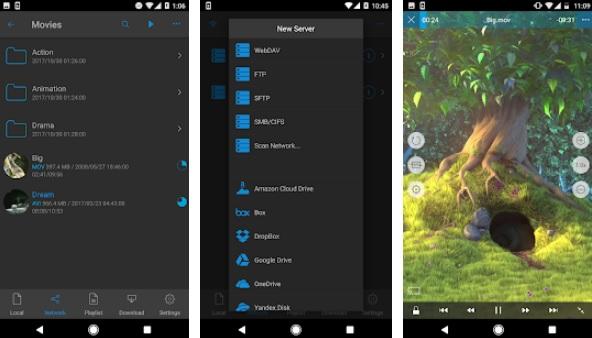 nPlayer para Android
