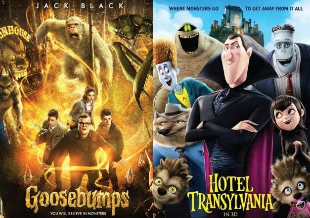 Pesadillas y Hotel Transilvania
