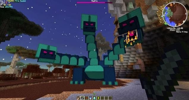 Hexxit para Minecraft