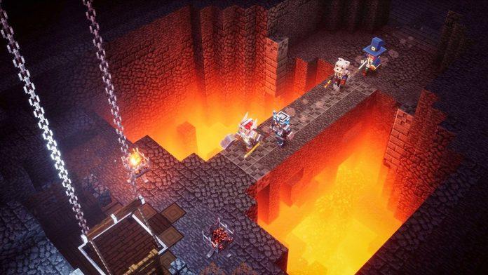 Imagen de Minecraft Dungeons