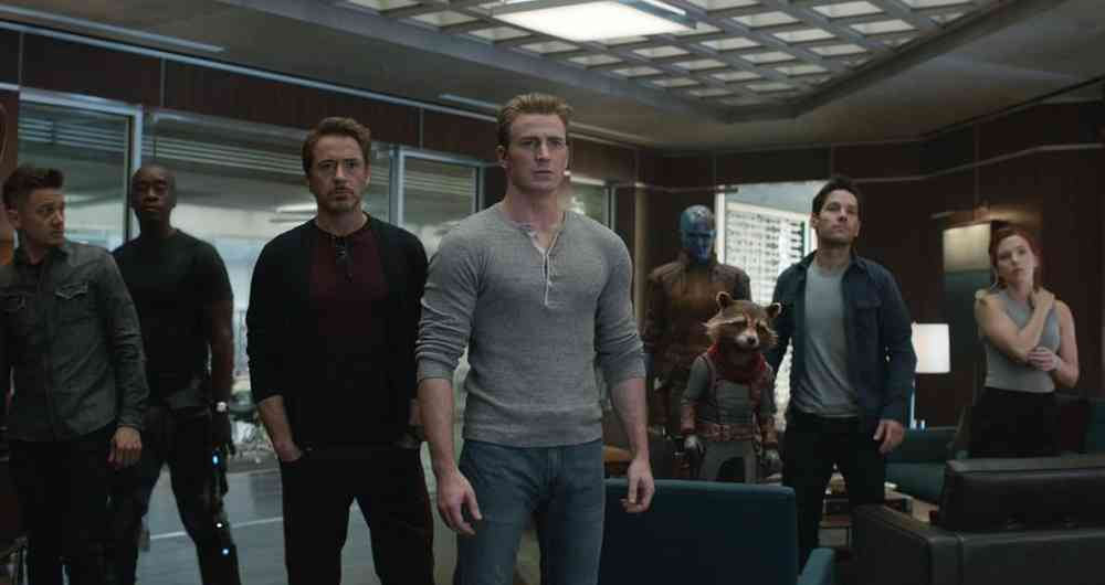 Los Vengadores: Endgame