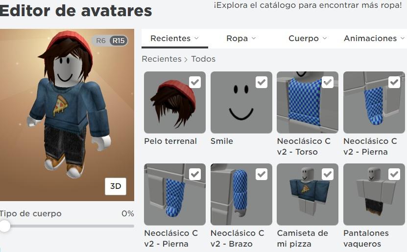 Avatar de Roblox