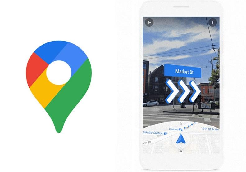 Live View en Google Maps