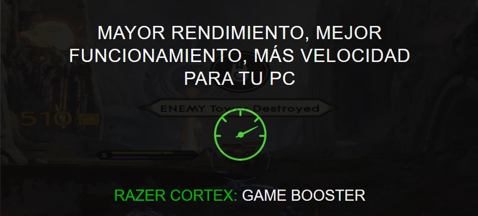 Razer Cortex Game Booster
