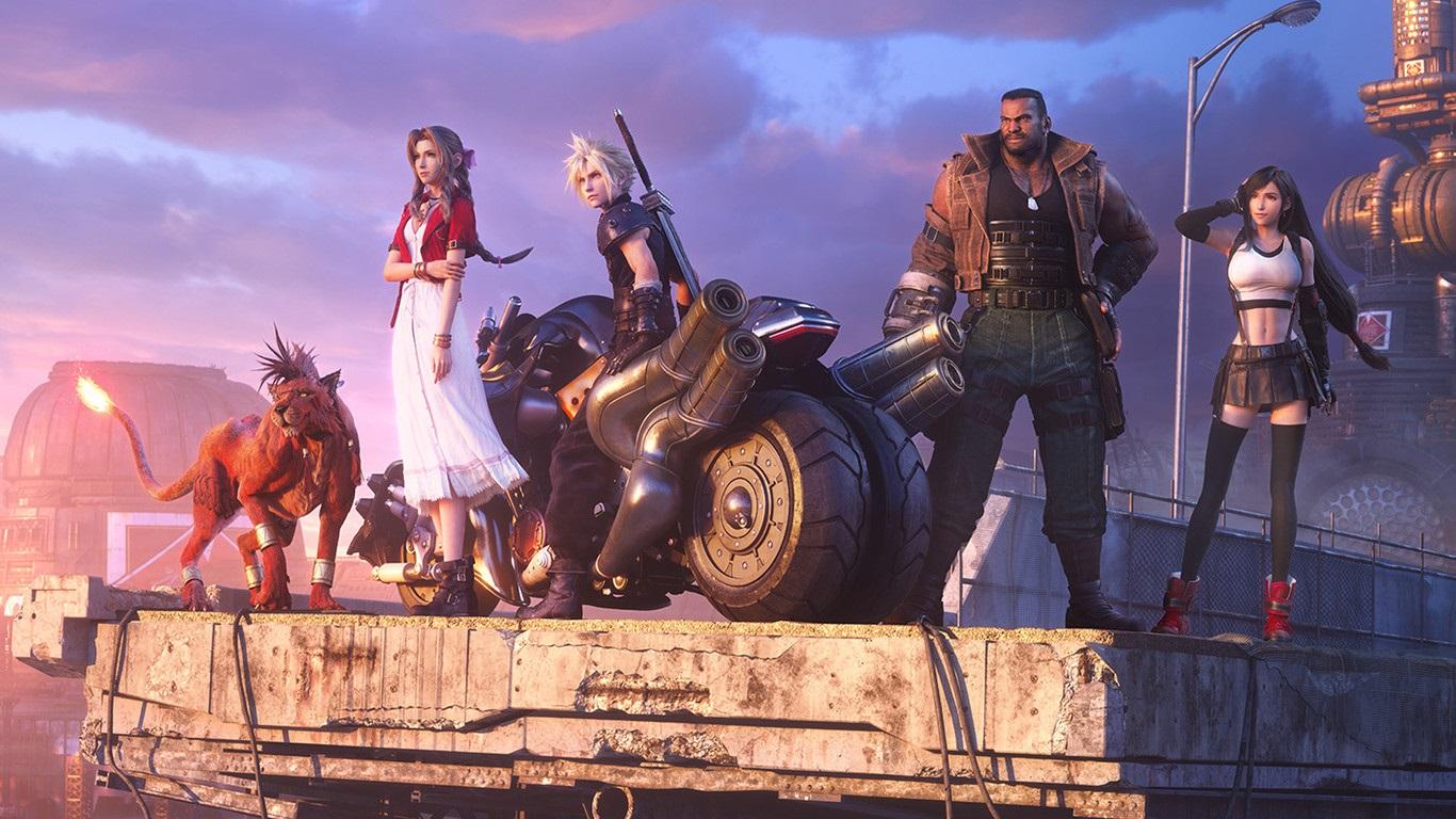 Imagen de Final Fantasy 7 Remake