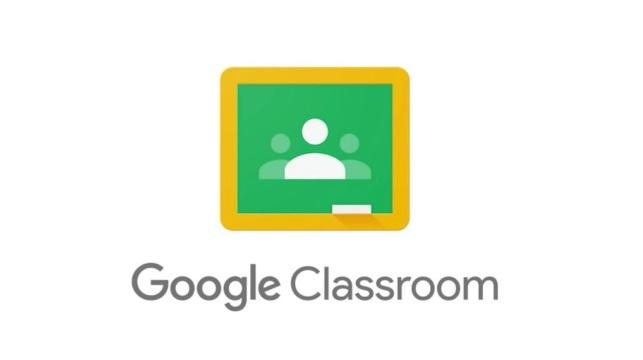 Logo de Google Classroom