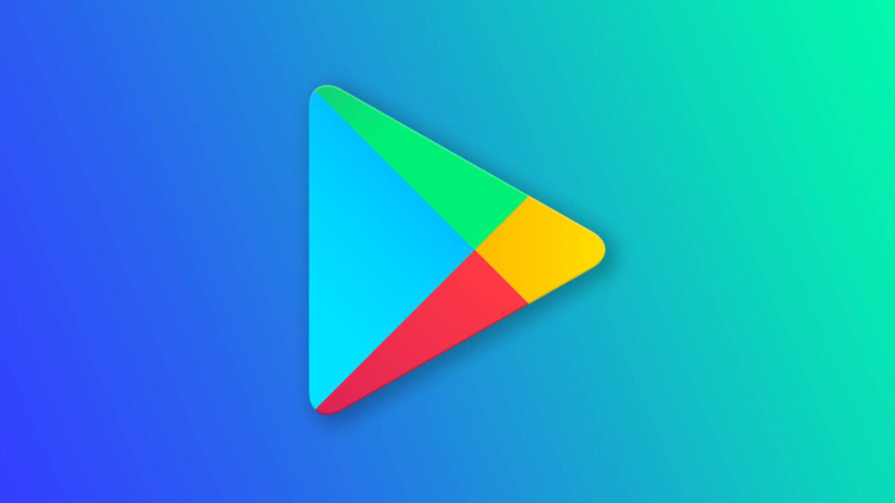 Logo de la Play Store