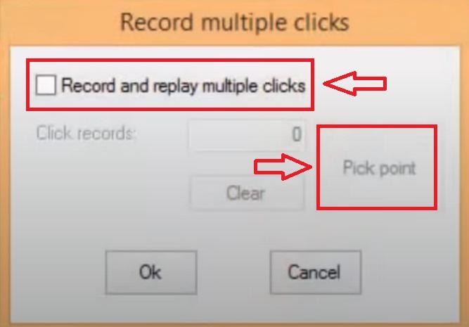 GS Audio Clicker