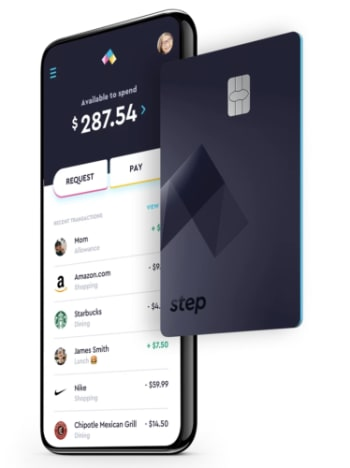 step available spending