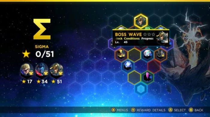 Marvel Ultimate Alliance 3 Sigma Rift Loki challenge