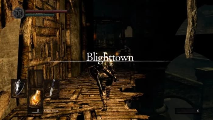 blighttown most frustrating levels ever dark souls