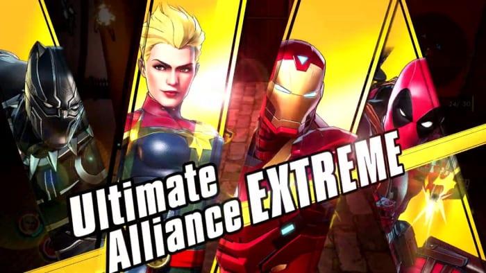 Marvel Ultimate Alliance 3 ultimate alliance extreme