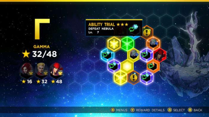 Marvel Ultimate Alliance 3 Infinity Rift Gamma
